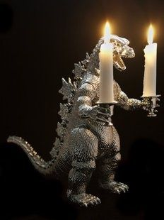 Monstrous Candle Holders