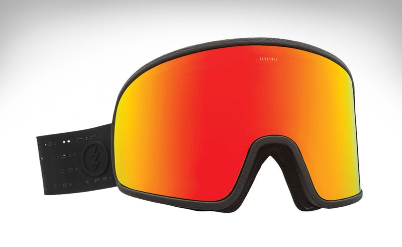 Thermoformed Snow Sport Goggles