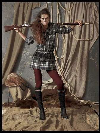 Brooding Huntress Shoots
