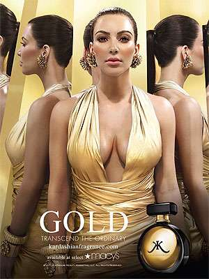 Gold by Kim Kardashian