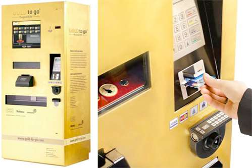 Gold Dispensing Machines