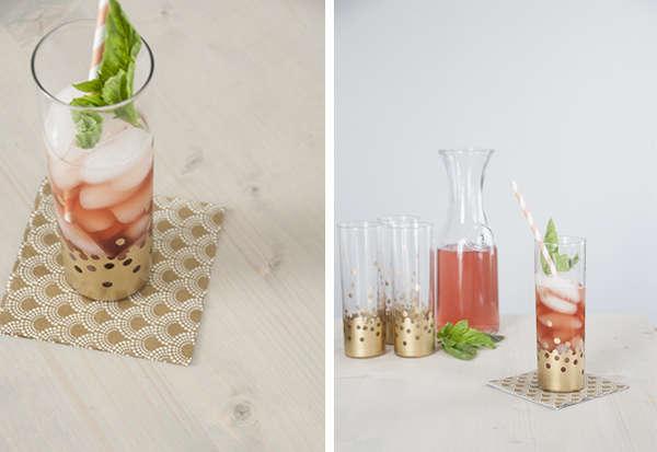 DIY  Party Cups