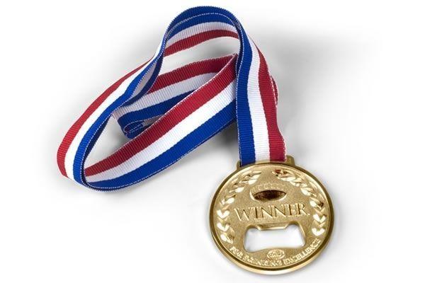 Olympic Champion Booze Openers