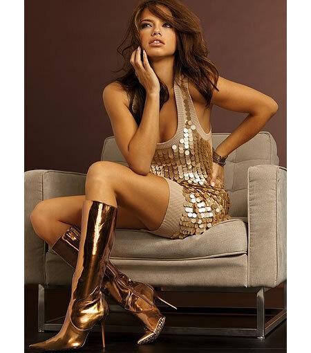 Glittering Gold Paillettes
