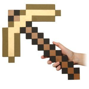 Pixelated Gamer Axes