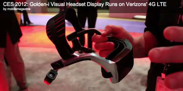 Virtual Display Headsets