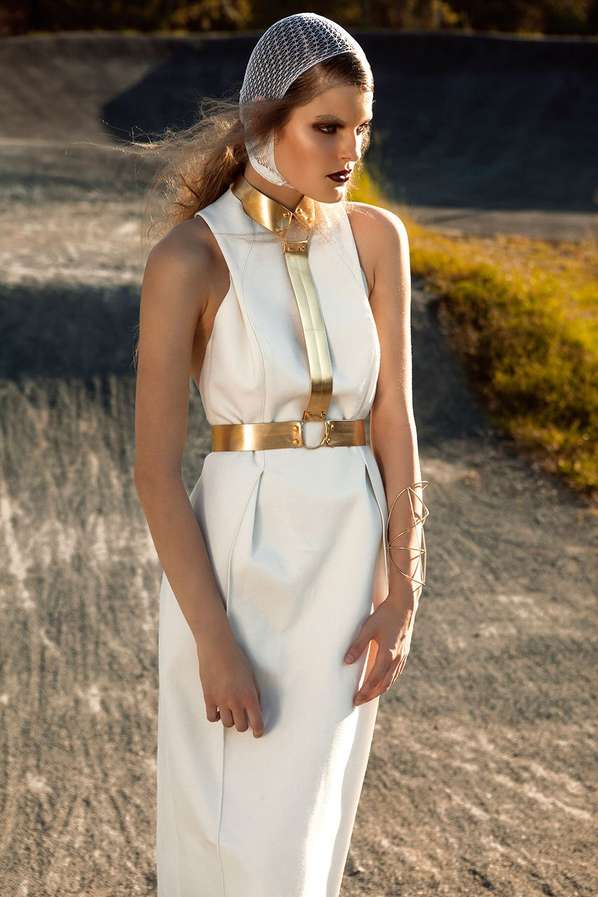 Romantic Gilded Fashion