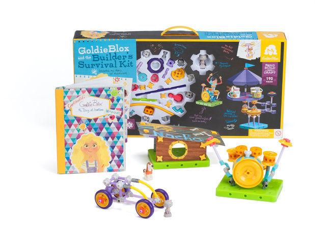 Girl Construction Toys