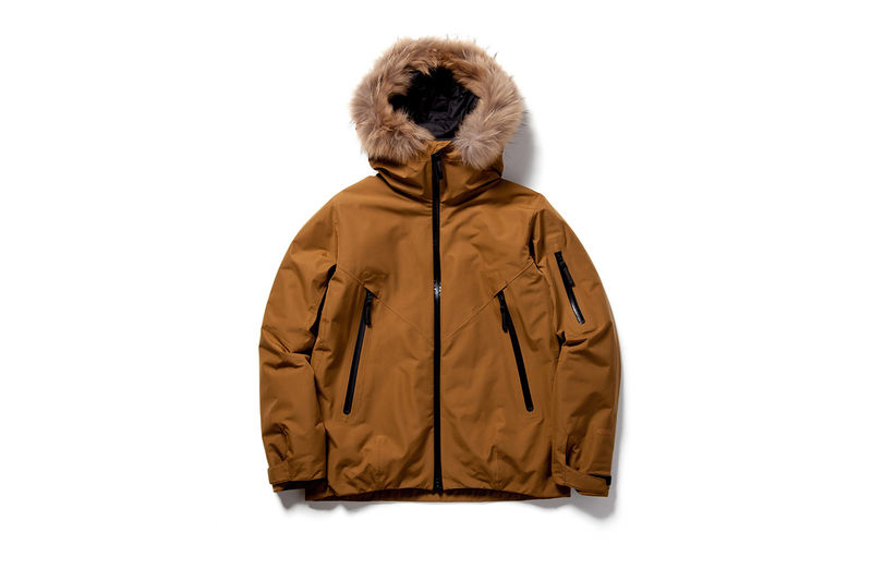 Simplified Fur-Lined Jackets