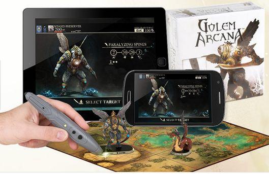 Digitally Enhanced Boardgames