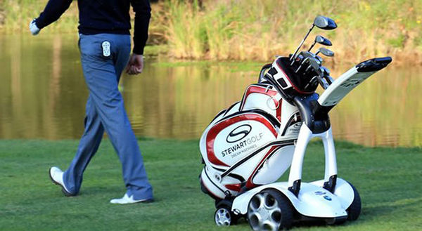 Robotic Golf Trollies