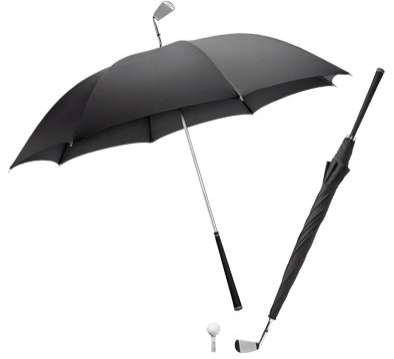 Umbrella Golf Clubs