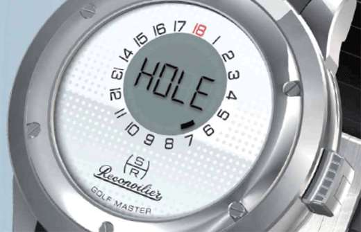 Golf Master Watches