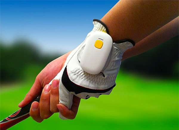 Game-Improving Golf Gadgets