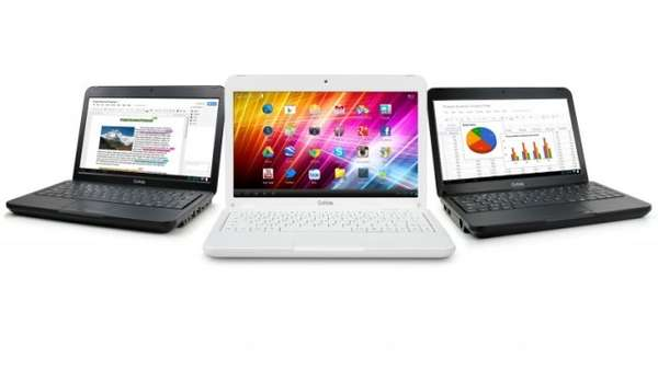 Thrifty Touchscreen Netbooks