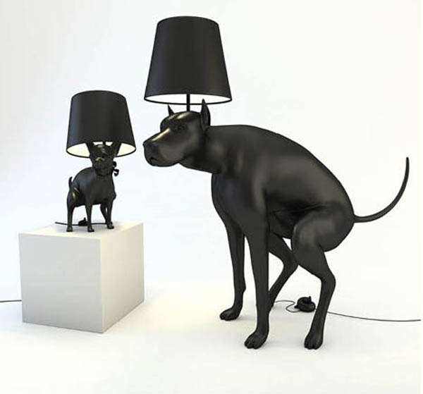 Defecating Doggy Illuminators