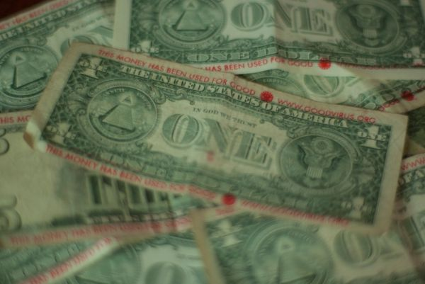 Good-Inspiring Money Stamps