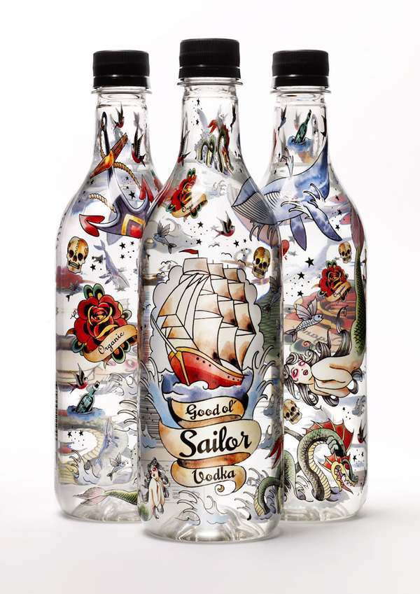 Good Ol Sailor Vodka