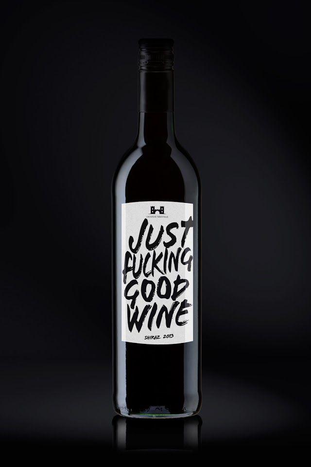 Blunt Wine Packaging