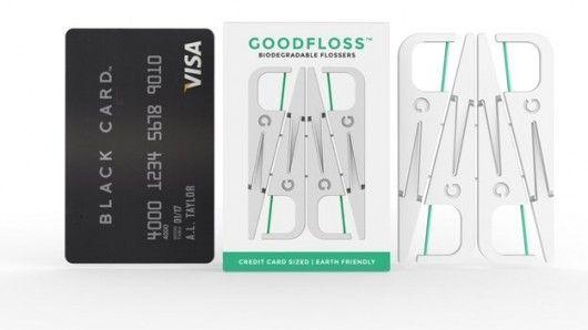 Eco-Friendly Dental Floss