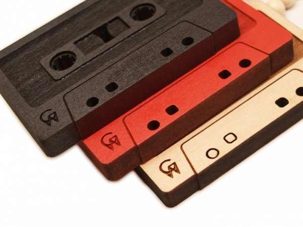 Retro Audio Adornments