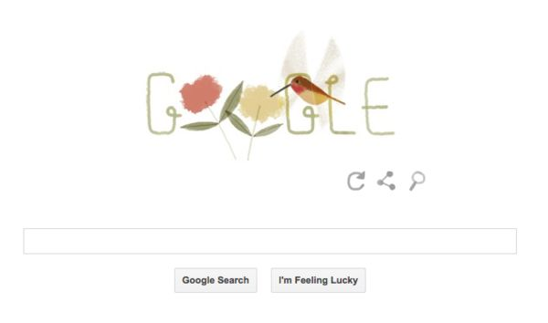Earth Day Google Doodles