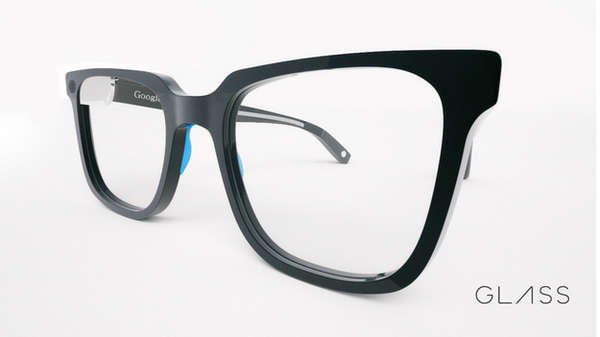 Stylish Tech-Integrated Specs