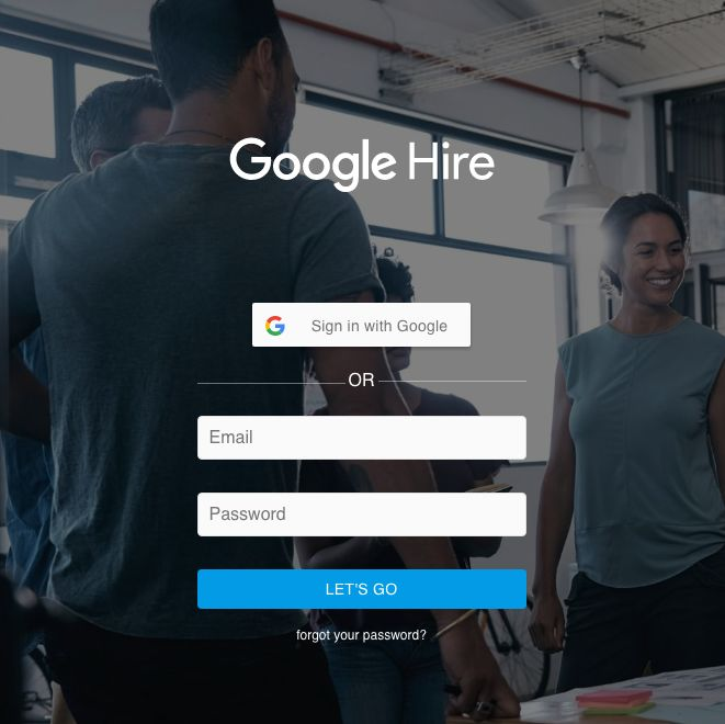 Search Engine Recruitment Platforms