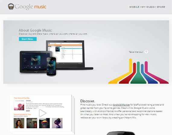 Music Streaming Search Engines (UPDATE)
