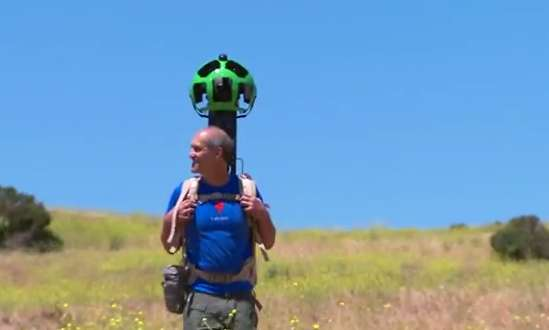Global Trail Illuminating Cameras