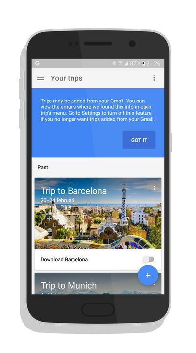 Comprehensive Travel Apps