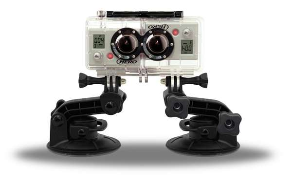 Portable 3D Cameras