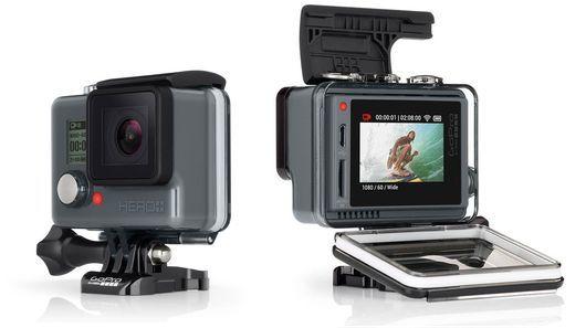 Touchscreen Action Cameras