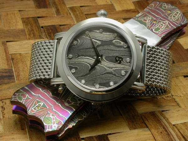 Custom Steel Watches