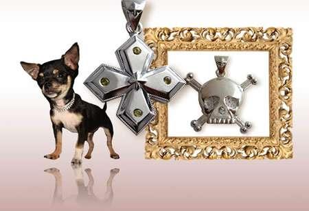 Goth Dog Collar