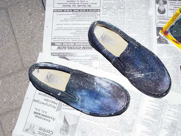 DIY Milky Way Kicks