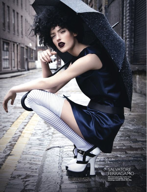 Rebellious Rainy Day Editorials