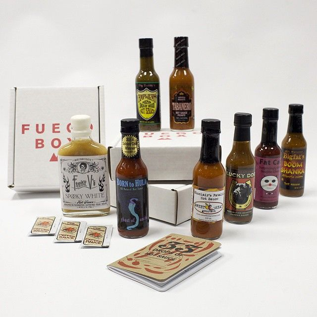 Hot Sauce Subscription Services