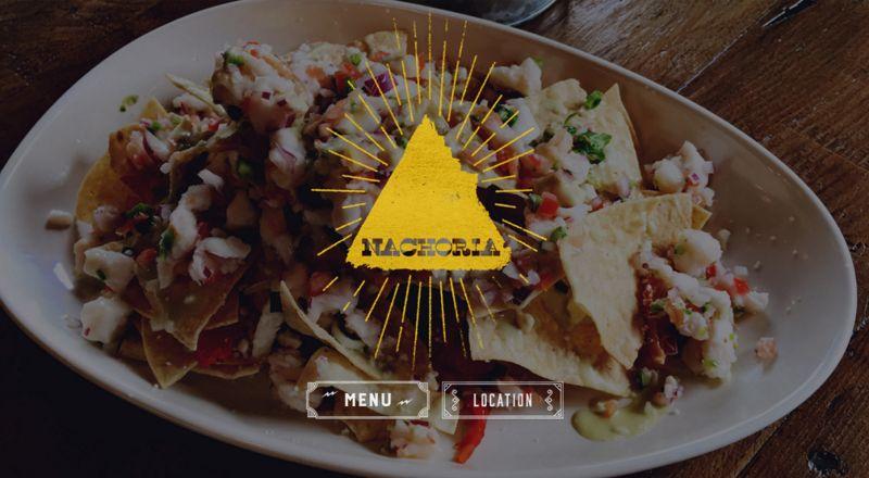 Nacho-Only Restaurants