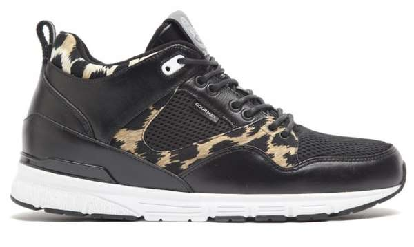 Gourmet Ocelot Sneakers