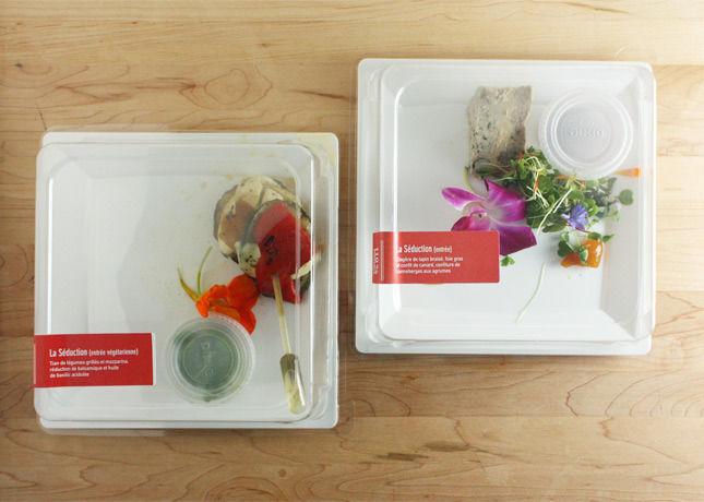 Gourmet Takeout Kits