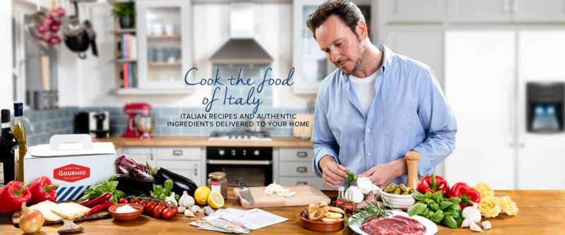 Gourmet Italian Meal Kits Gourmio