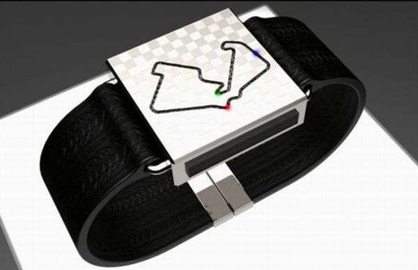 GP Race watch