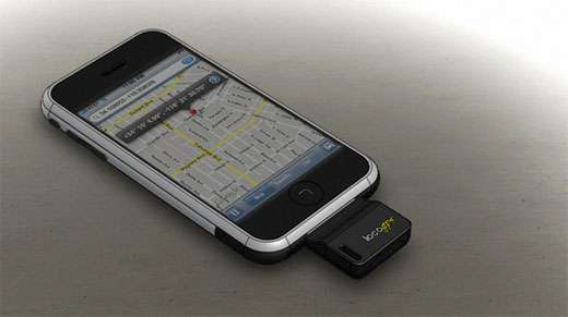 GPS on iPhone