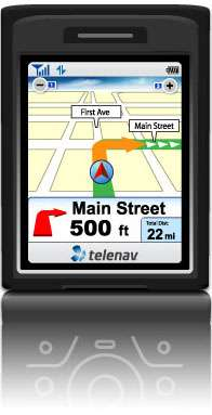 GPS For Any Mobile