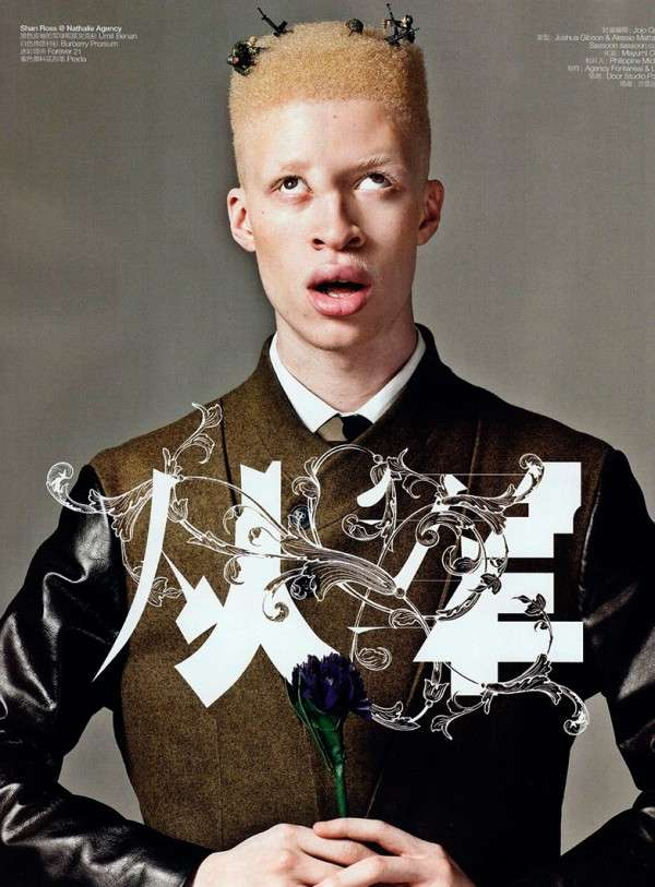 Quirky Army-Inspired Editorials