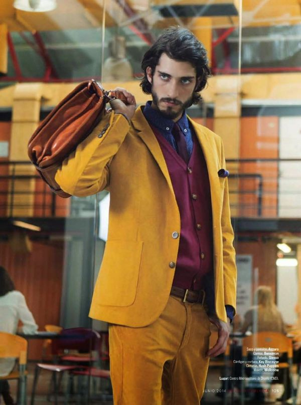 Hipster Gentleman Editorials Gq Latin America