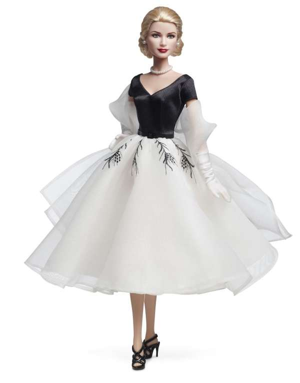 Grace Kelly Rear Window Barbie