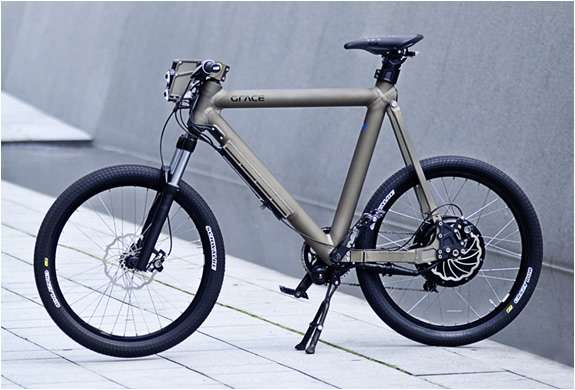 Next-Gen Bicycles