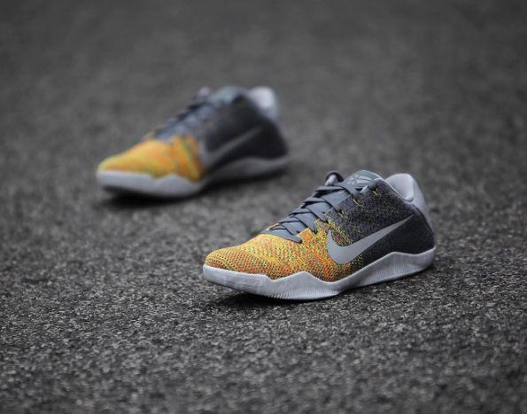 Athlete-Designed Gradient Sneakers